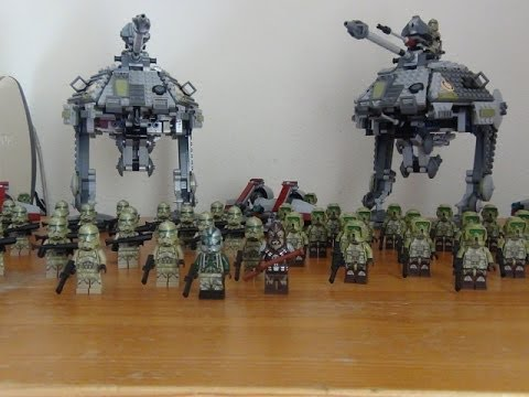 My LEGO Clone Army, 41st Elite Kashyyyk Clone Army Addition