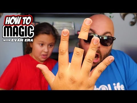 10 Simple Magic Tricks Anyone Can Do!