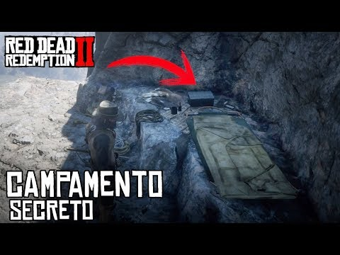 Campamento secreto y minerales valiosos - Red Dead Redemption 2 - Jeshua Games thumbnail