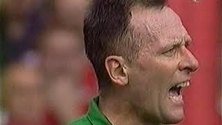 Фрагмент программы Футбол Обзор чемпионата Англии 7ТВ 27 09 2002