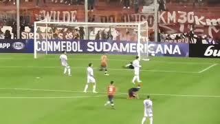 ¡Desde la Tribuna! Gol de Martín Benítez Vs. Atlético Tucumán.