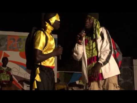 "Mama Africa Abéné - Abéné Festivalo 2012/2013 (""Stop mineral exploitation in Casamance, Senegal"")"