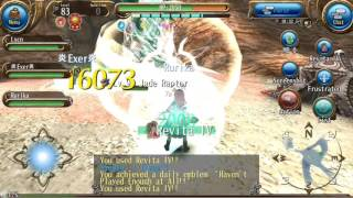 Toram Online Jade Nightmare with Super Rare Gem
