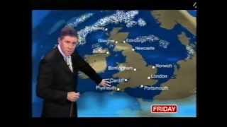 Repeat youtube video BBC Weather 1st March 2006: Snow showers