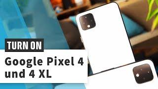 Das Google Pixel 4 XL im Hands-On