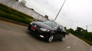 2014 Test Drive MG 6 1.8T Fastback : รีวิว ขับทดสอบ เอ็มจี 6 ใหม่