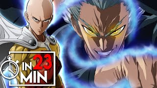 ONE PUNCH MAN 'STAFFEL 2' IN 23 MINUTEN