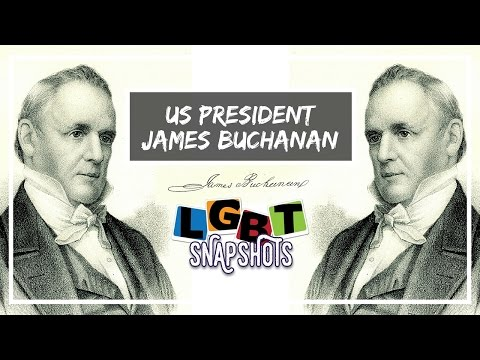 LGBT Snapshots: James Buchanan