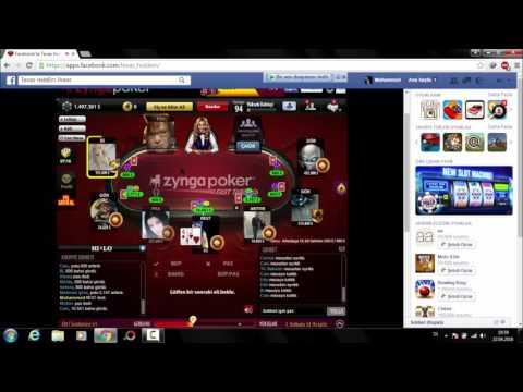 Zynga Texas Holdem Poker Nasıl Oynanır? Online 2017 Yeni Başlayanlar İçin
