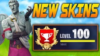 NEW UPDATE & 400K SUBS TODAY?! *NEW SKINS* (Fortnite Battle Royale)