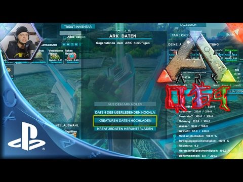 how to play ark ps4 offline
