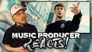 Music Producer Reacts to Quadeca - NOT a Diss Track