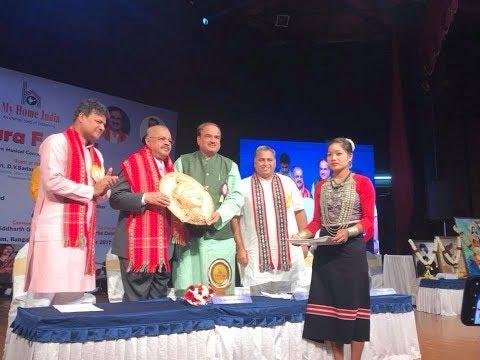 Main Programme of the Tripura festival at Bangaluru