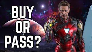 BUY or PASS? Hot Toys Endgame Iron Man LXXXV Battle Damaged 1/6 Scale Figure