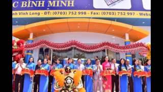 Tổng quát khởi công dự án HQC Bình Minh