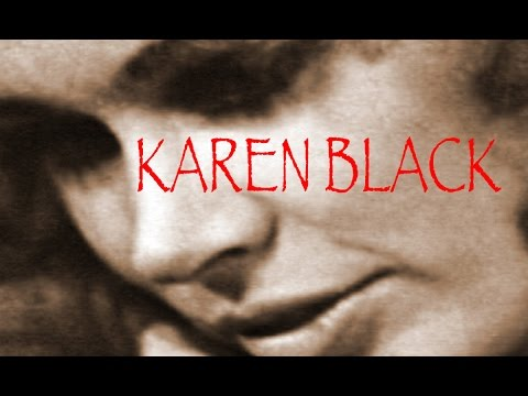 Karen Black: Acting on Film