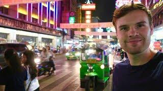BANGKOK, THAILAND. RAW CITY TOUR & NIGHTLIFE 🇹🇭 กรุงเทพมหานคร