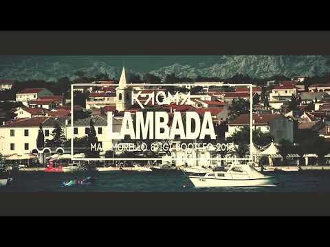 Lambada  mix  original  2017