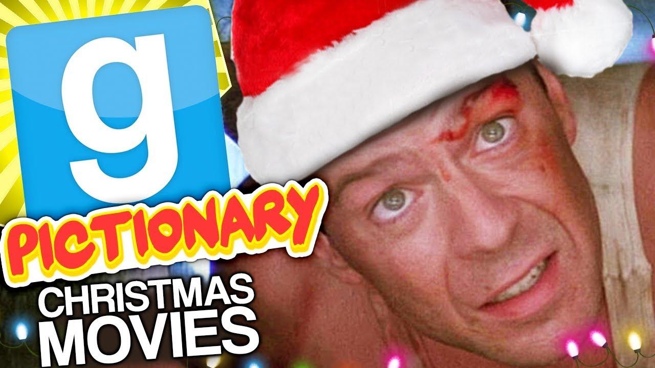 CHRISTMAS MOVIES   Gmod Pictionary - YouTube