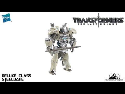 Optibotimus Reviews: Transformers The Last Knight Premier Edition STEELBANE