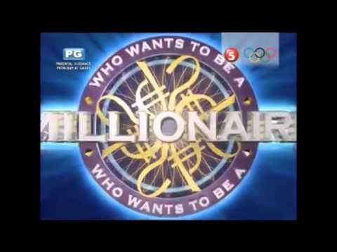 Who Wants to be a Millionaire? Philippines (TV5) HD intro