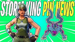 Storm King Pin Update & Wargames Fixed! Bonus 👏 News 👏 | Fortnite Save The World News