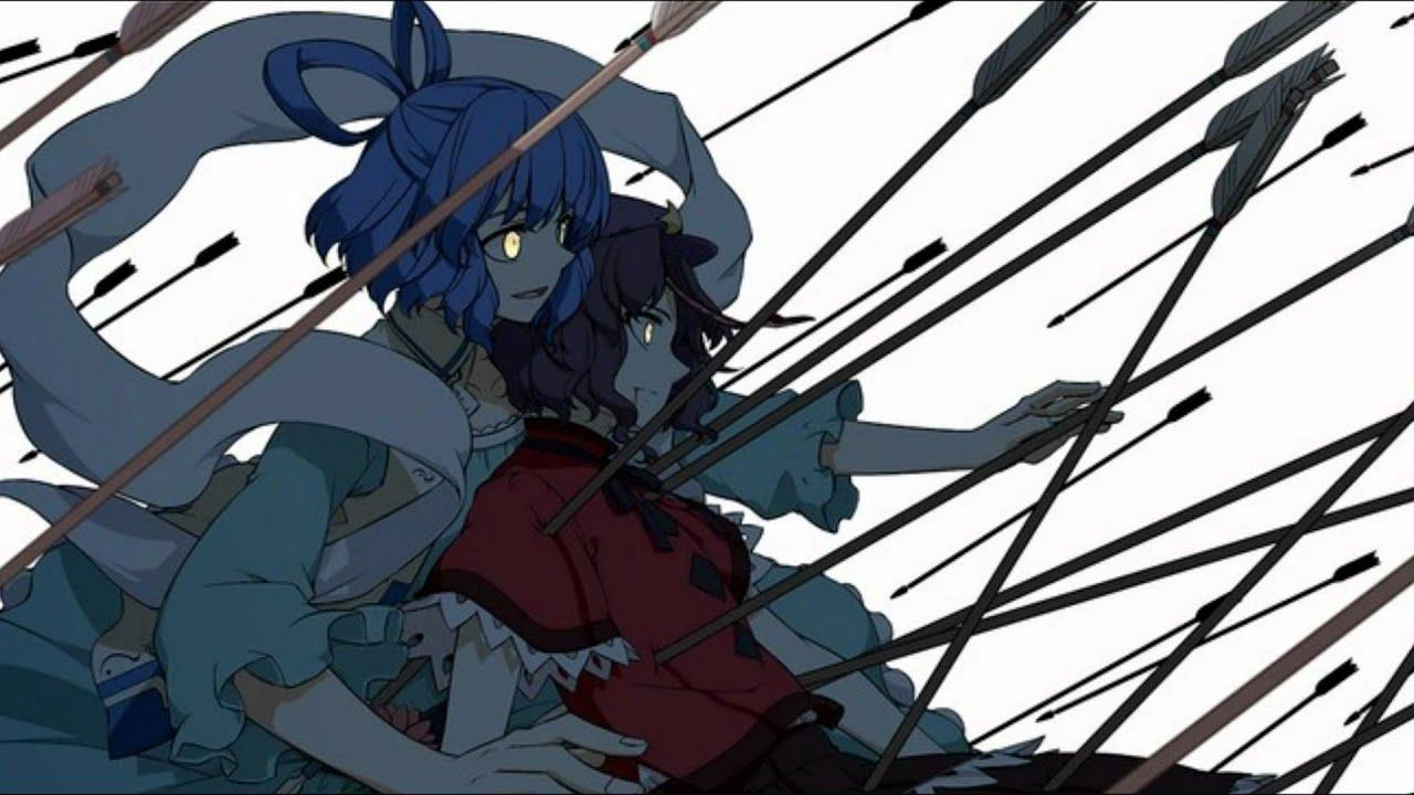 Anime Zombie Girl Wallpaper Td Seiga S Theme Old Yuanxian Spirit World Version