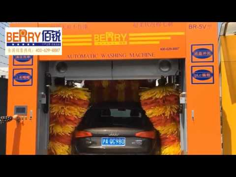 Good Price For Automatic Car Wash Machine Help You To Reduce Hand Cost