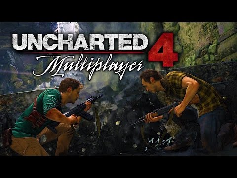 Uncharted 4: Multiplayer Gameplay - BEST PS4 3RD PERSON SHOOTER? - (Uncharted 4 Online)