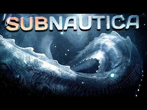 Subnautica Below Zero - MASSIVE New Arctic Leviathan, New Biomes & More! - Subnautica Updates