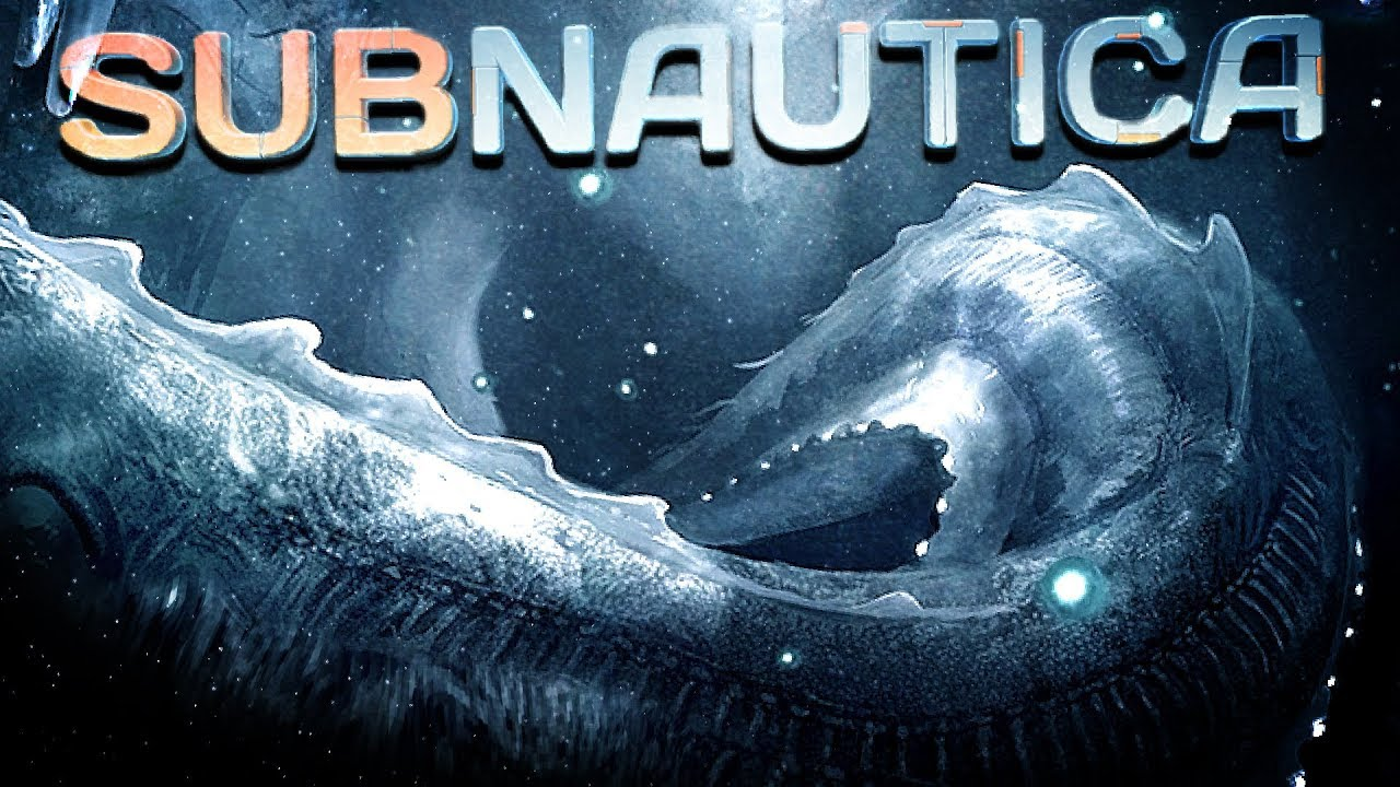 Subnautica trailer below zero