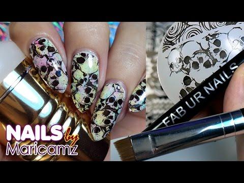 Fab ur nails stamping plates nail art stamperbrush reviewhaul fab ur nails stamping plates nail art stamperbrush reviewhaul prinsesfo Choice Image