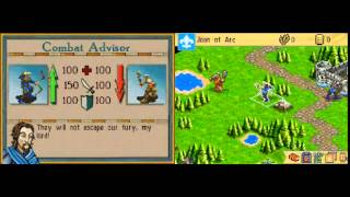 Age of Empires: The Age of Kings (Part 1) Nintendo DS Let's Play