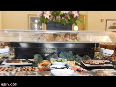V#17 HSKY Huntington Library Rose Garden Tea Room San Marino, CA 2014 HD