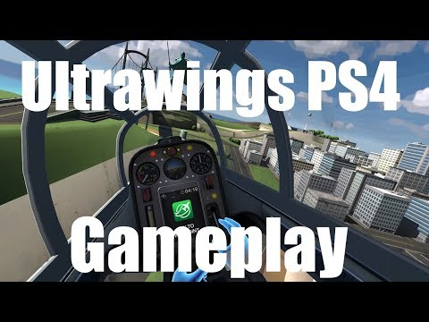Ultrawings PS4 Gameplay - YouTube