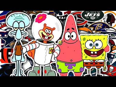 Every NFL Team's QB Situation So Far Summed Up In A SpongeBob Clip