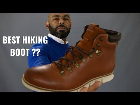 Cole Haan Zero Grand Hiking Boot Review/Best Men's Hiking Boot