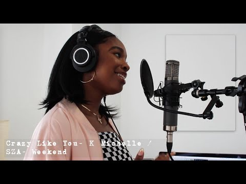 Crazy like You-K. Michelle / SZA- Weekend (Coco Cover)