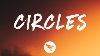 Gambar cover Post Malone - Circles (Lyrics)