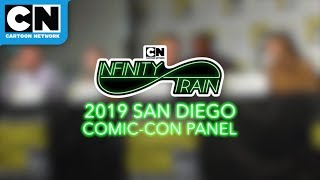 Infinity Train Panel | SDCC 2019 | Cartoon Network