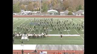 Cherokee HS Marching Band - Beyond the Forest