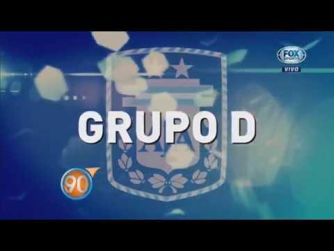 90 MINUTOS - POST SORTEO MUNDIAL [PROGRAMA COMPLETO] - Analizan rivales de Argentina