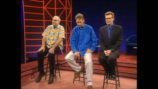 Weird Newscasters (thinks he's in Nam, recently split up, compulsive gambler) - Whose Line UK
