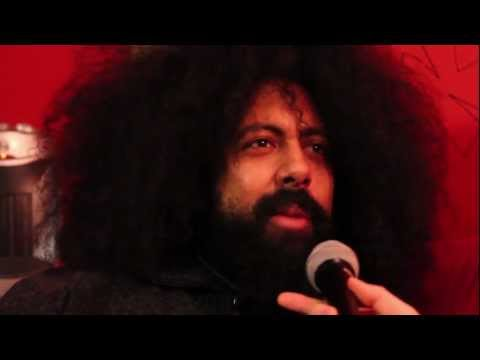 Reggie Watts - Videointerview with GermanRhymes.de (English)