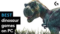Best dinosaur games on PC