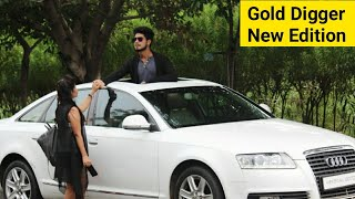 Gambar cover Gold Digger Prank (Gone Romantic) New Edition 2019