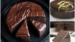 Without oven  Bangali style chocolate cake recipe(চকলেট  কেক রেসিপি)।