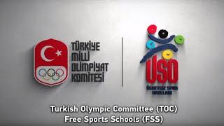 TMOK Ücretsiz Spor Okulları (ÜSO) Projesi 2018