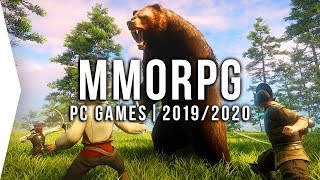 20 New Upcoming Pc Mmorpg Games In 2019 & 2020 ► Open World, Multiplayer, Mmo!