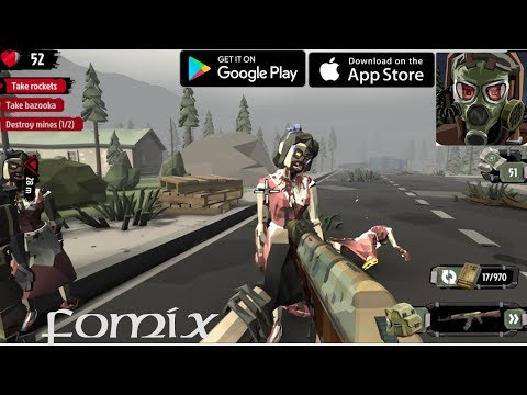 The Walking Zombie 2: Zombie Shooter - первый взгляд, обзор (Android Ios)
